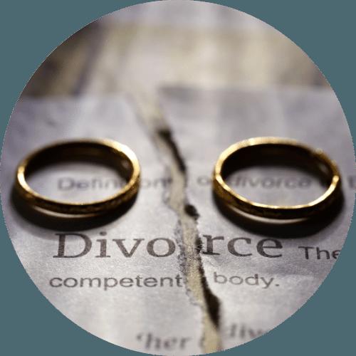 Separación y Divorcios